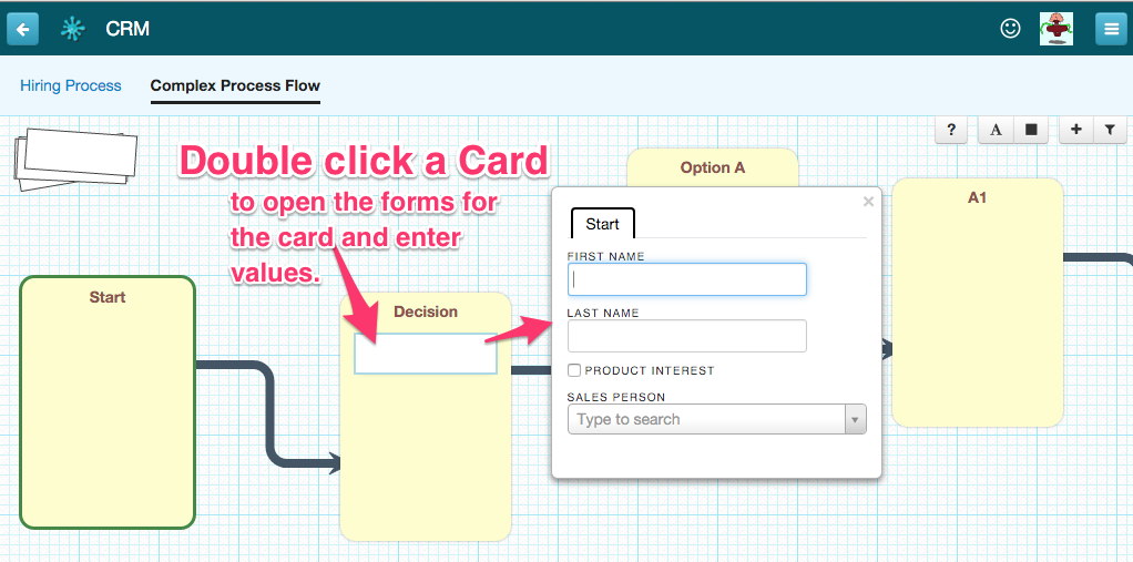 how to use forms to get Custom Fields